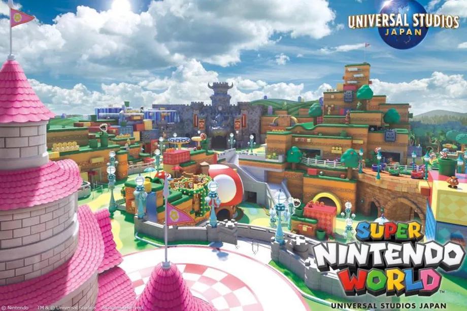 The Nintendo Universe Comes to Life