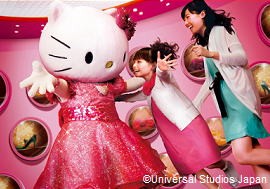 Universal Wonderland - Hello Kitty