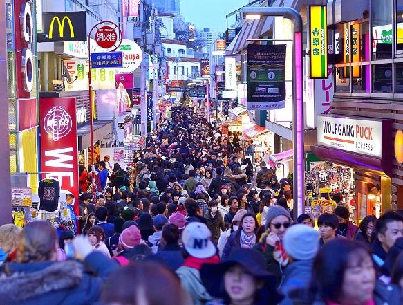 Tokyo Harajuku   Center of Teenage Pop Culture