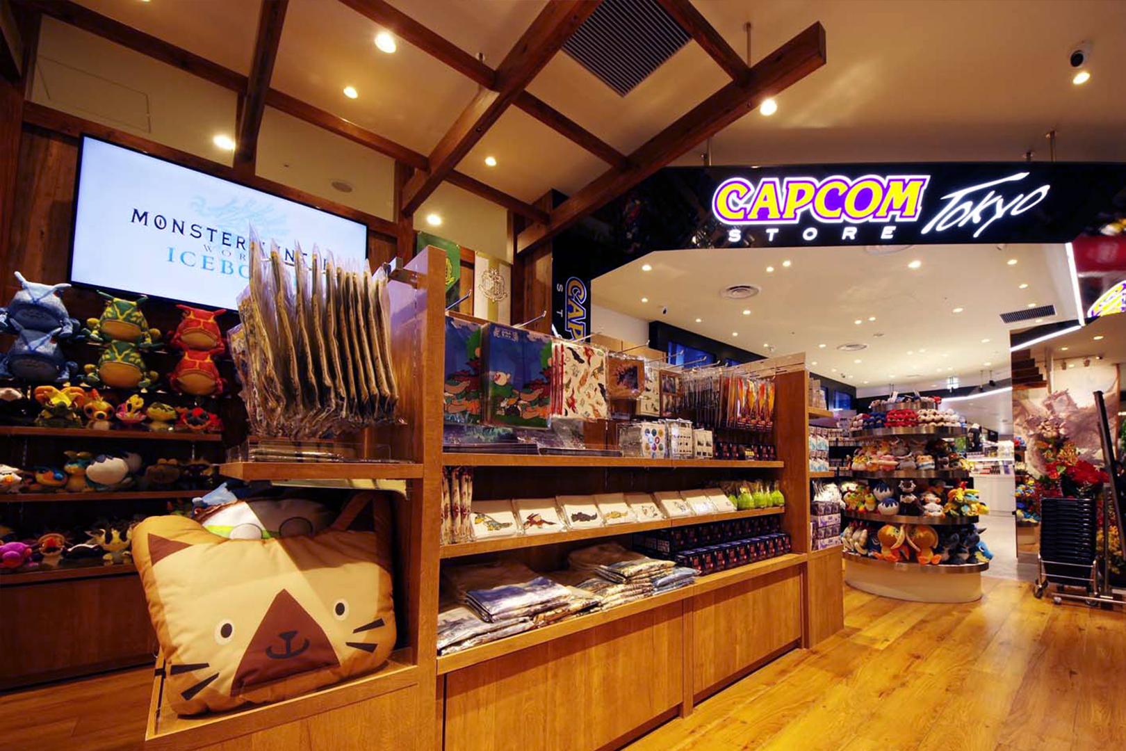 One Stop Shop for Capcom Merchandise