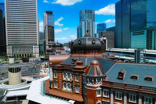 Tokyo Station | The Entrance of Japan's Transportation