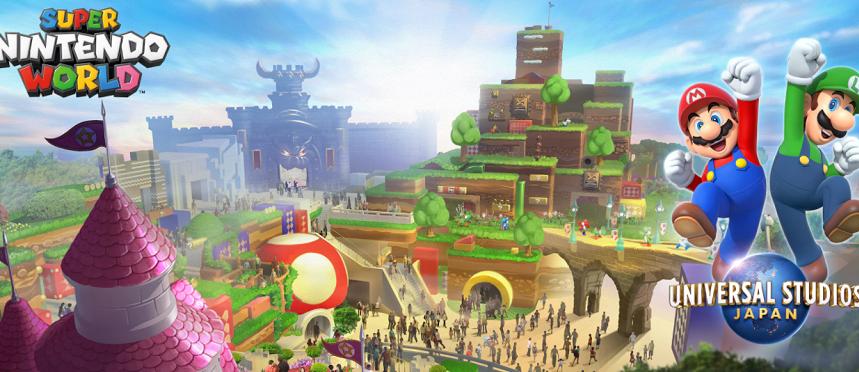 AnimeJapan with Osaka Anime Festa & Mario Nintendo World