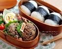 Bento-Japanese lunch box