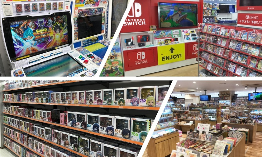 Heaven to Earth : Place to be for Game & Anime lovers