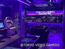 TOKYO VIDEO GAMERS Bar Akihabara Tokyo (JDT Recommends)