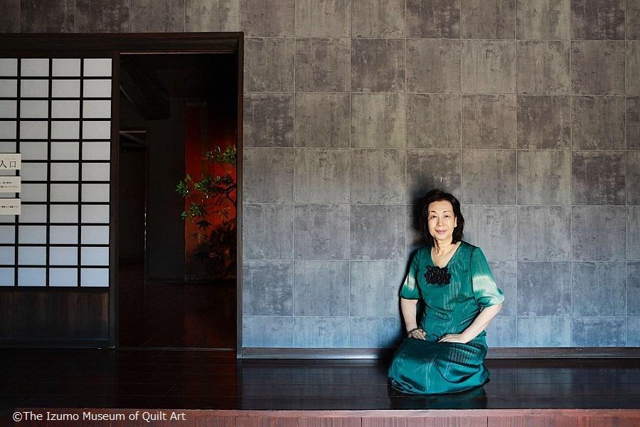 Quilting Specialist - Mutsuko Yawatagaki