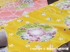 Kyo-Yuzen Workshop